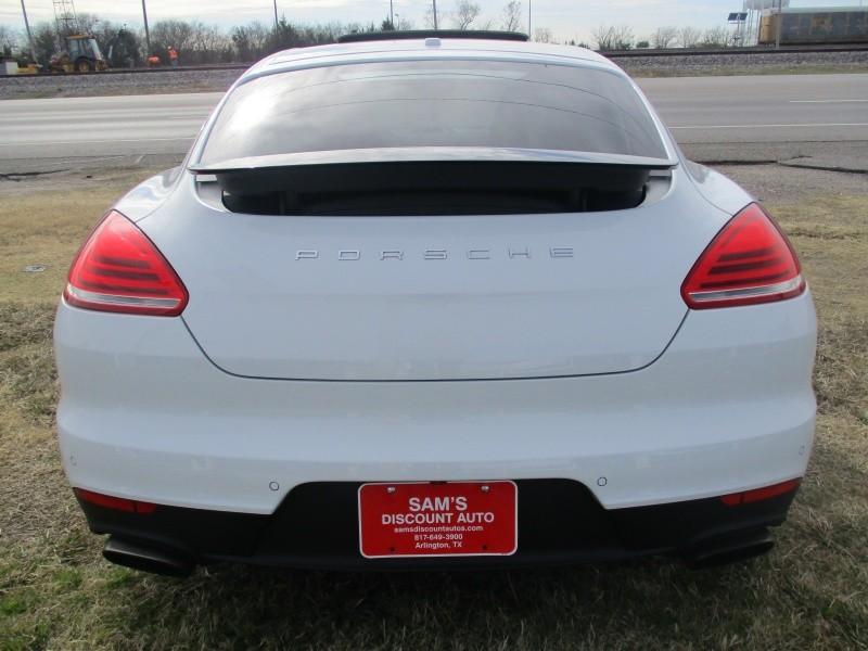 Porsche Panamera 2015 price $36,944