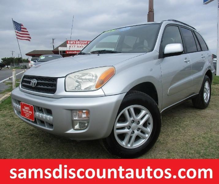 Toyota RAV4 2002 price $5,444