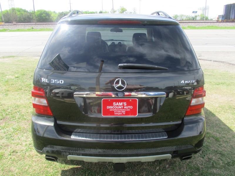 Mercedes-Benz M-Class 2008 price $7,250