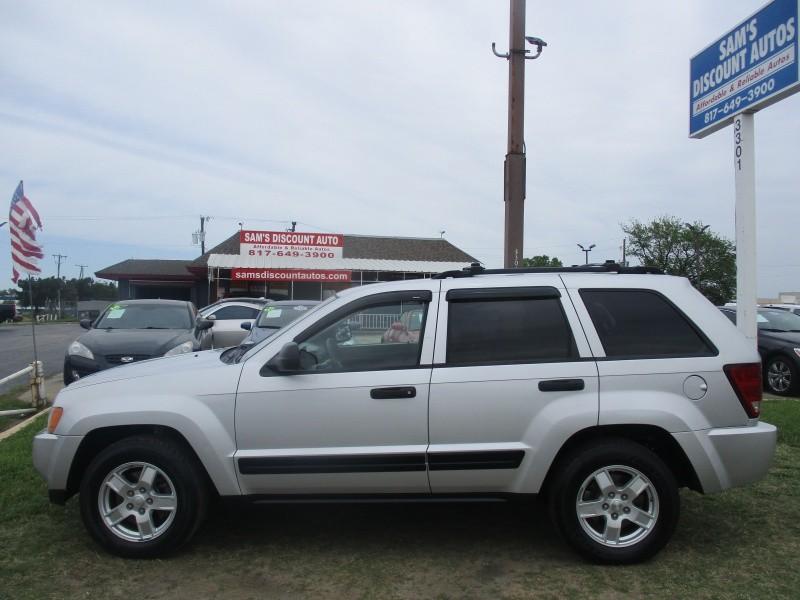Jeep Grand Cherokee 2005 price $5,944