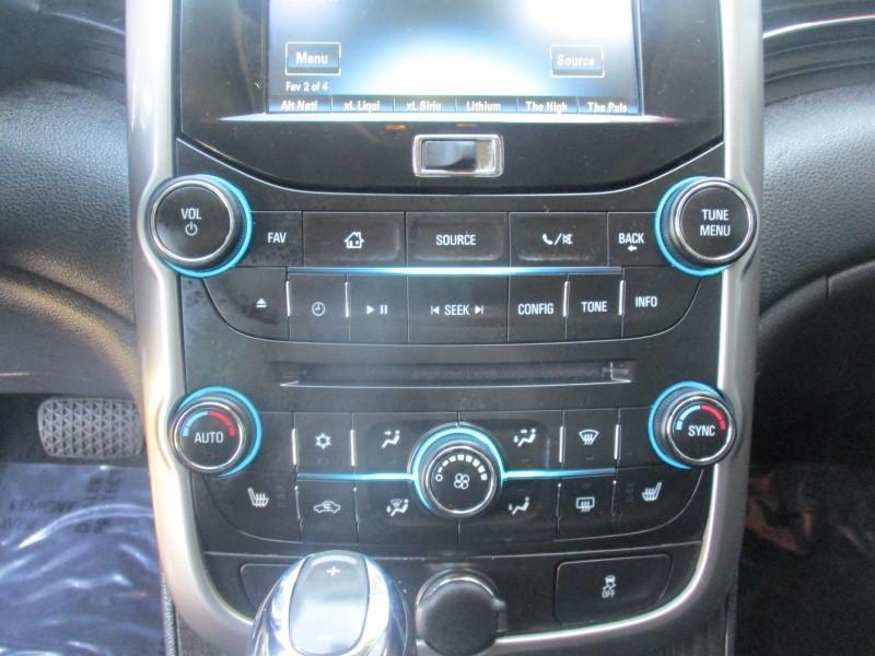 2015 Chevrolet Malibu 4dr Sdn LTZ w/1LZ