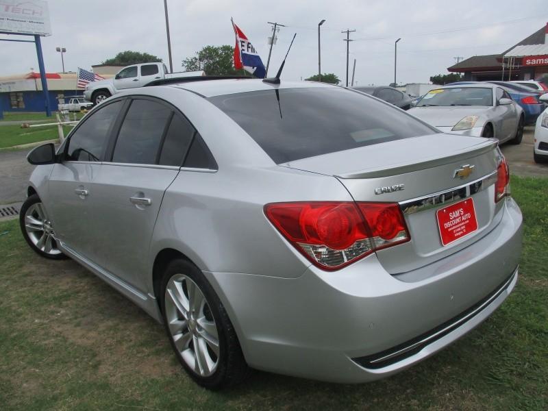 Chevrolet Cruze 2011 price $6,750
