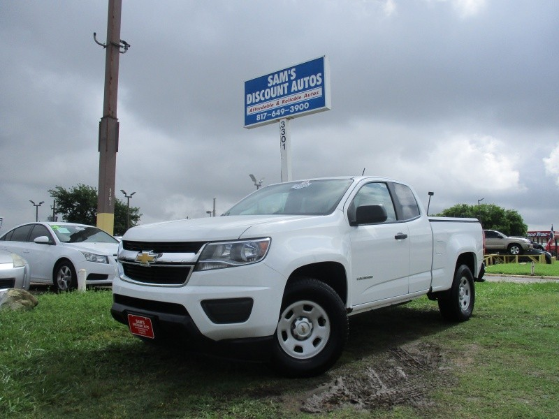 Chevrolet Colorado 2016 price $12,944