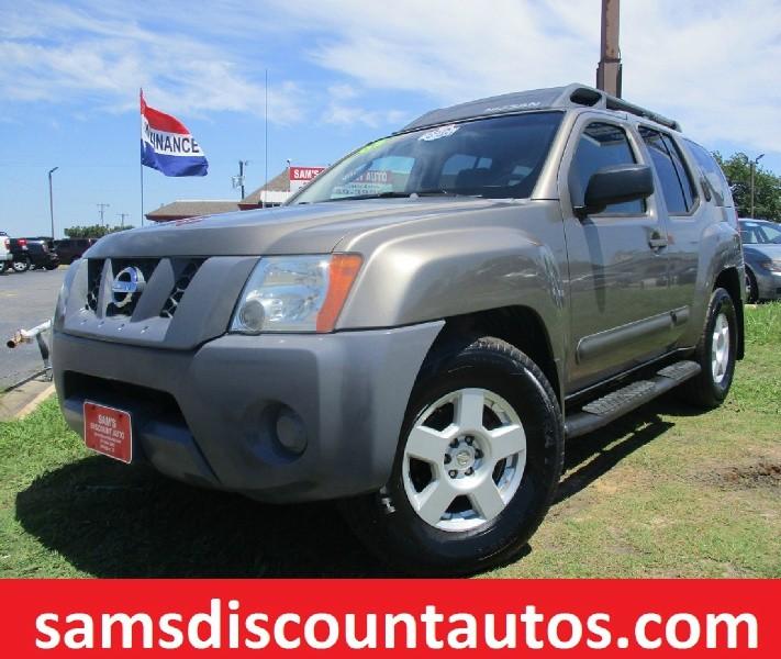 Nissan Xterra 2005 price $5,950