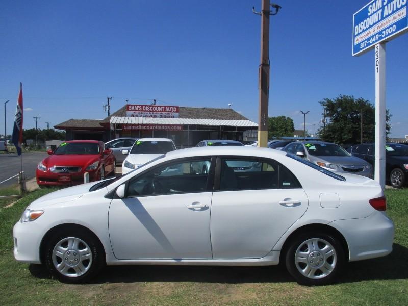 Toyota Corolla 2012 price $7,944