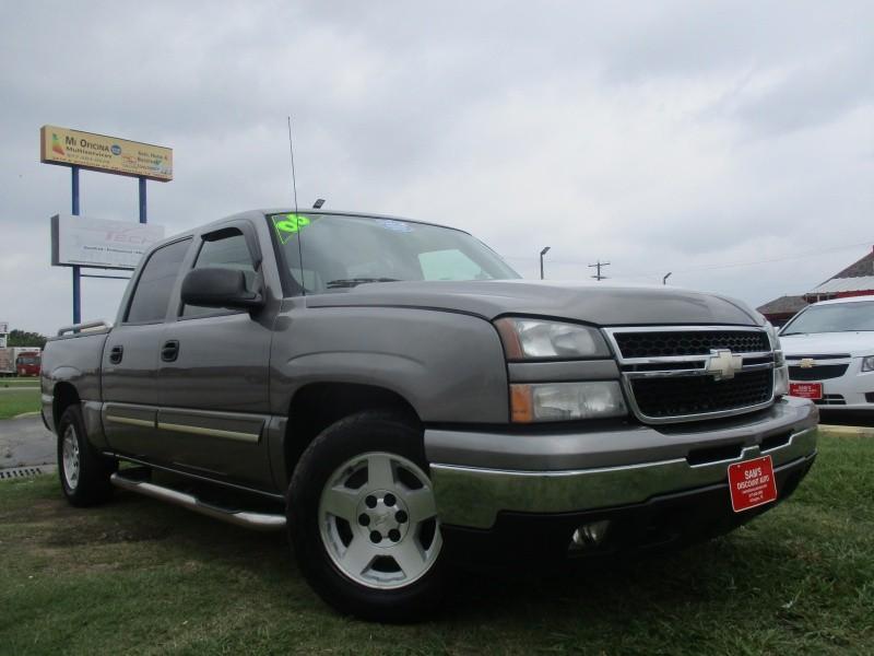Chevrolet Silverado 1500 2006 price $8,944