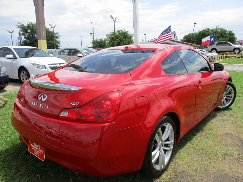 Infiniti G37 Coupe 2009 price $8,744