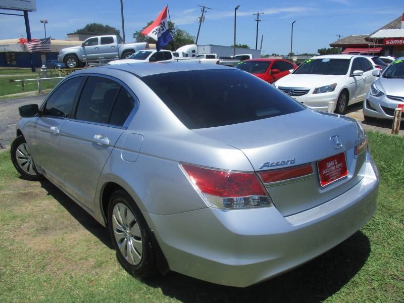 Honda Accord 2012 price $7,444
