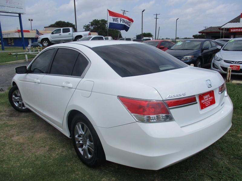 Honda Accord Sdn 2011 price $7,844