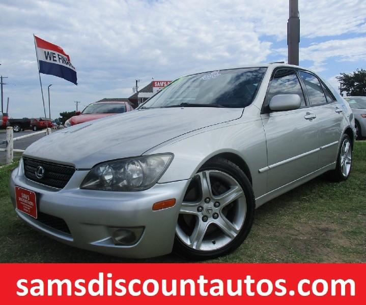 Lexus IS 300 2005 price $6,744