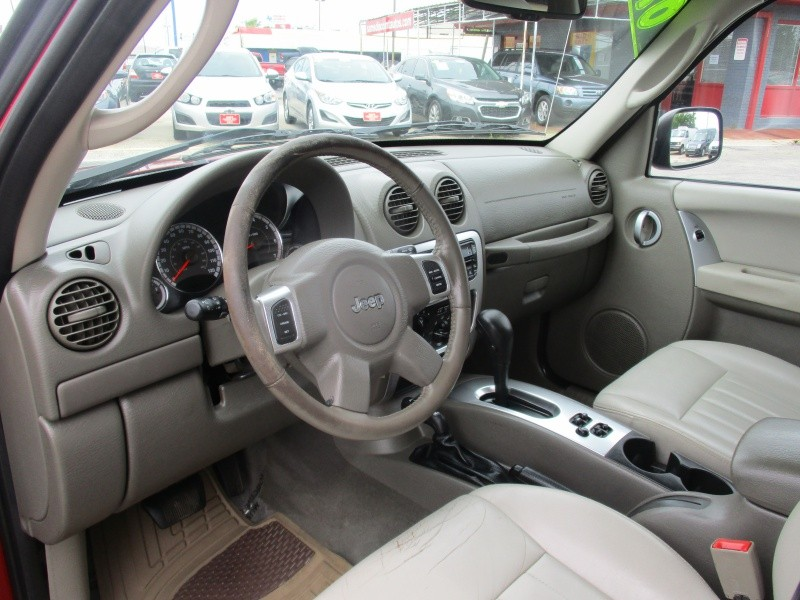 Jeep Liberty 2007 price $5,944