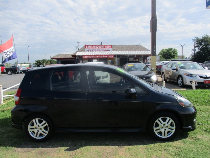 Honda Fit 2008 price $5,744