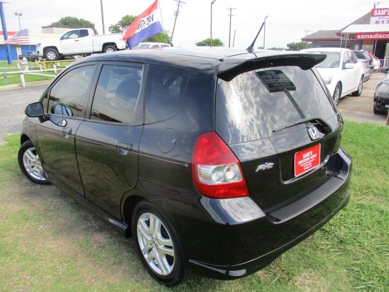 Honda Fit 2008 price $5,744