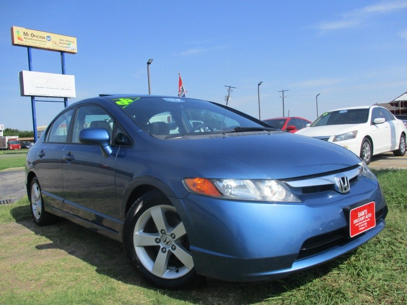 Honda Civic Sdn 2006 price $5,944