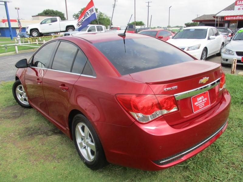 Chevrolet Cruze 2012 price $6,444