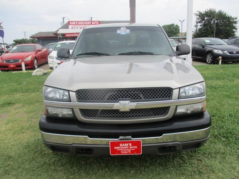 Chevrolet Silverado 1500 2003 price $7,944
