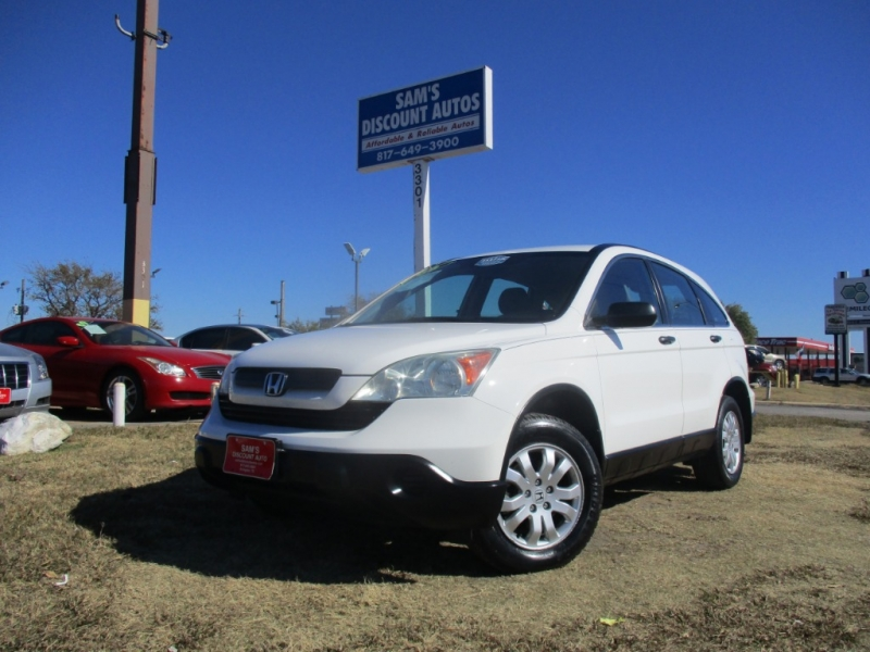 Honda CR-V 2008 price $6,444