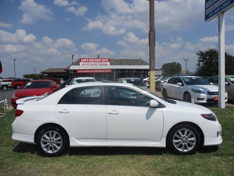 Toyota Corolla 2010 price $6,944