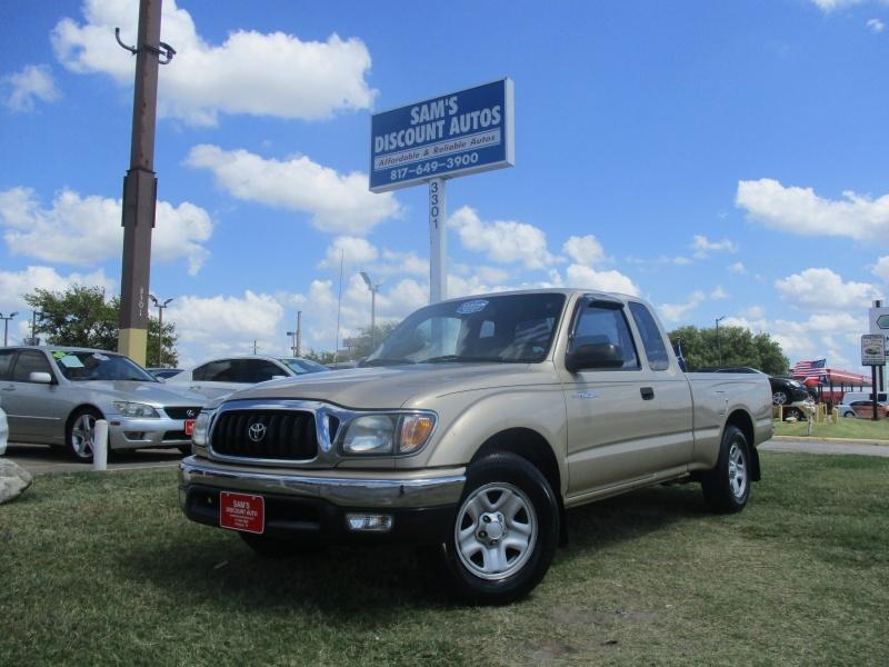 Toyota Tacoma 2003 price $7,444