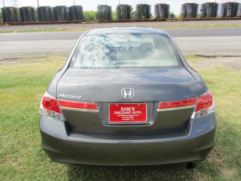 Honda Accord Sdn 2012 price $8,444