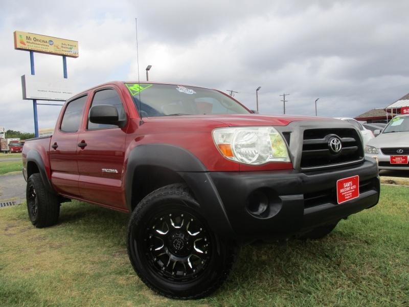 Toyota Tacoma 2007 price $12,844