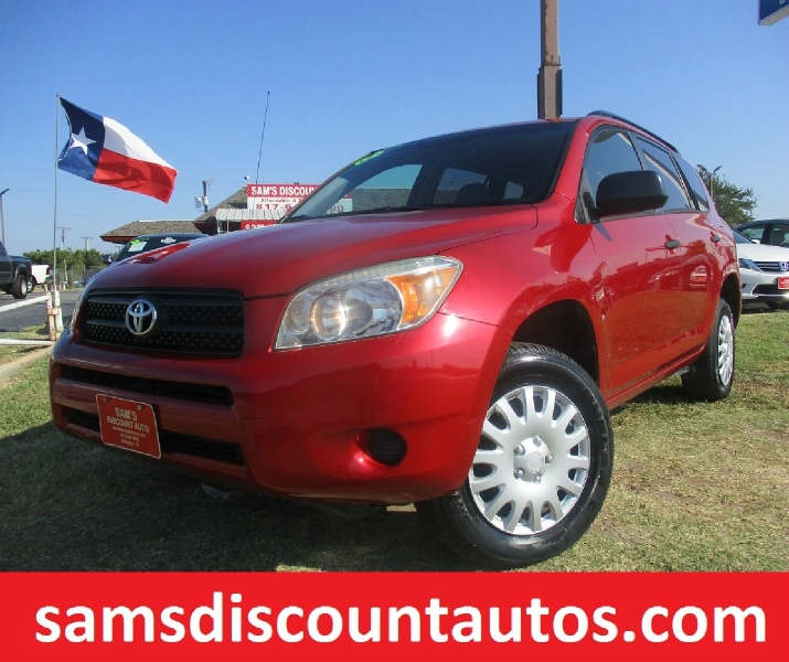 Toyota RAV4 2006 price $4,944