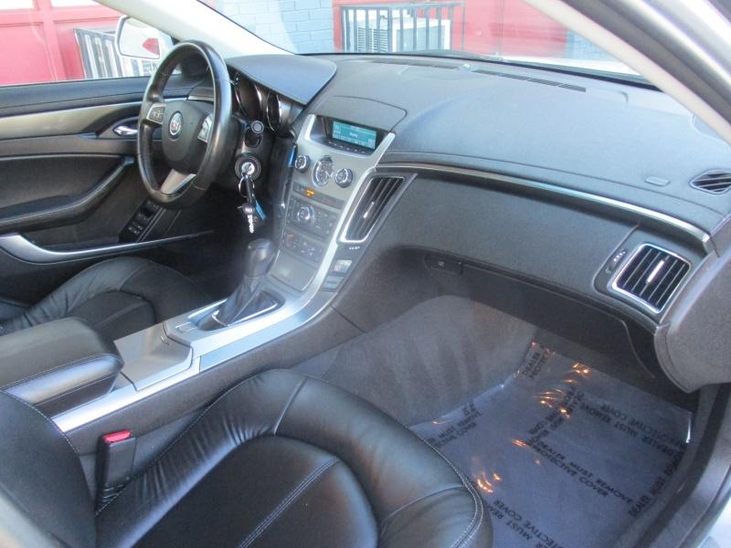 Cadillac CTS Sedan 2012 price $9,744