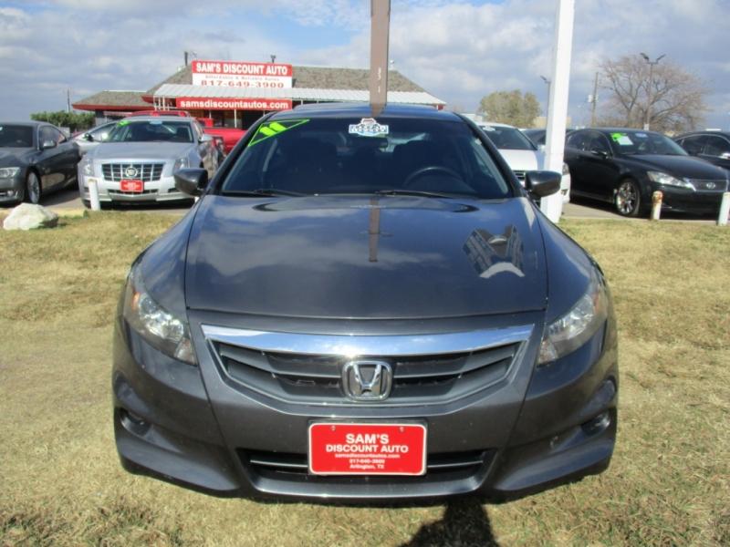 Honda Accord Cpe 2011 price $7,444