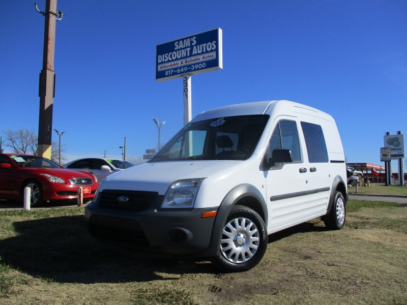 Ford Transit Connect 2011 price $5,944