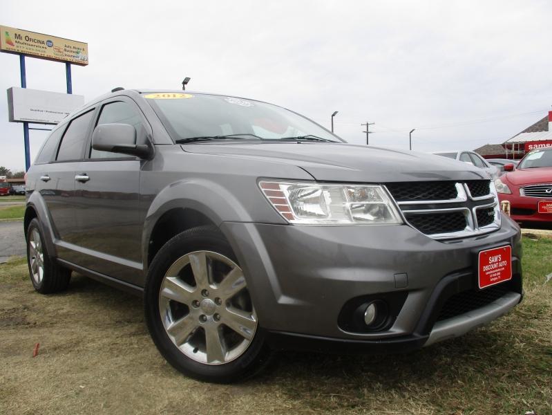 Dodge Journey 2012 price $7,444