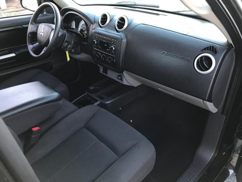 Mitsubishi Raider 2008 price $6,244