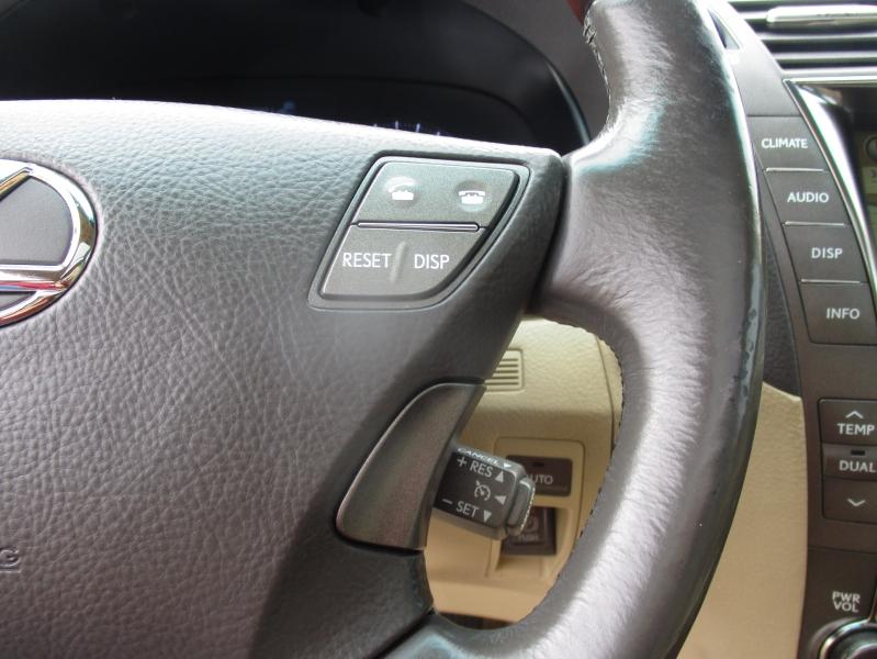Lexus LS 460 2008 price $11,944
