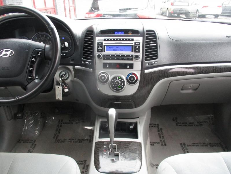 Hyundai Santa Fe 2008 price $5,744