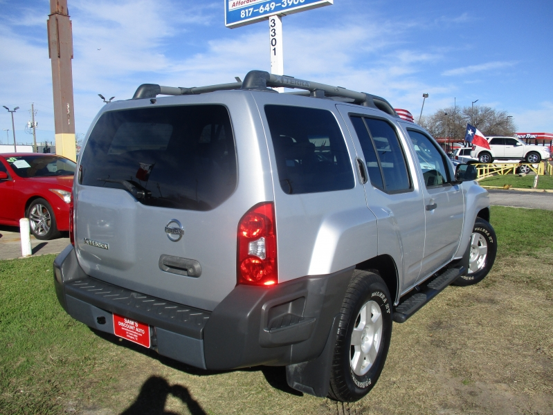 Nissan Xterra 2008 price $7,444