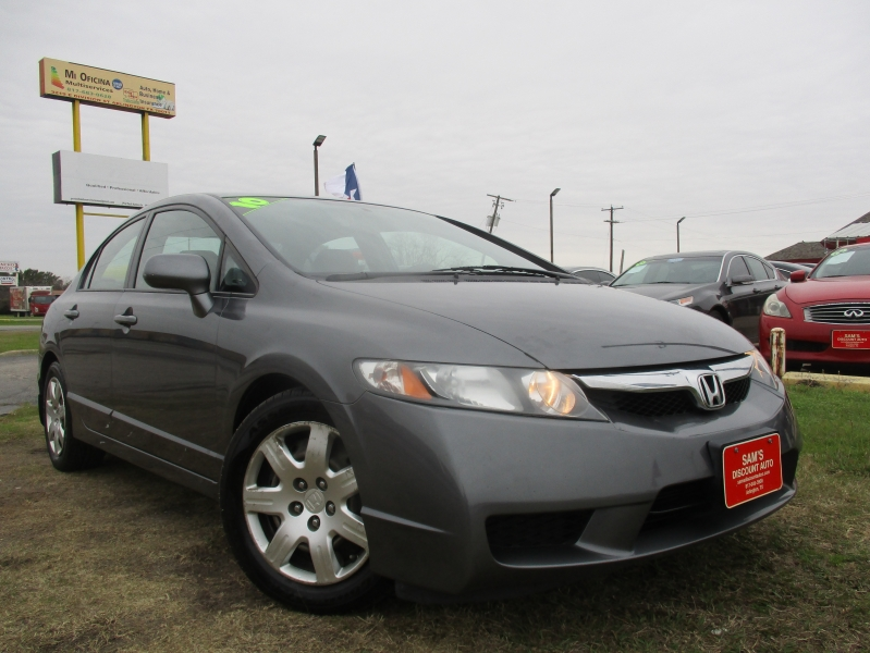 Honda Civic Sdn 2010 price $6,444