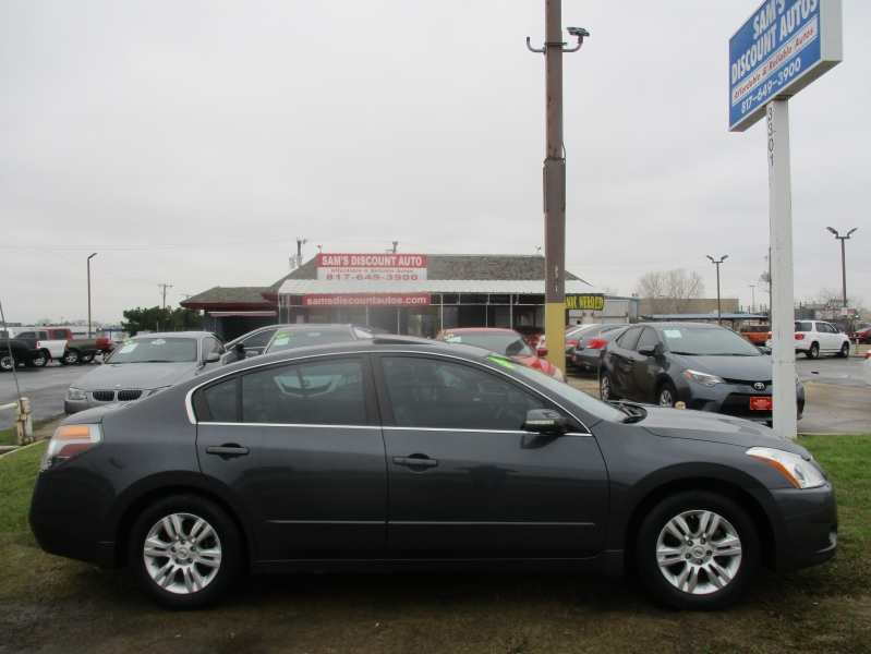 Nissan Altima 2012 price $6,944