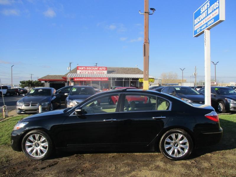 Hyundai Genesis 2009 price $8,444