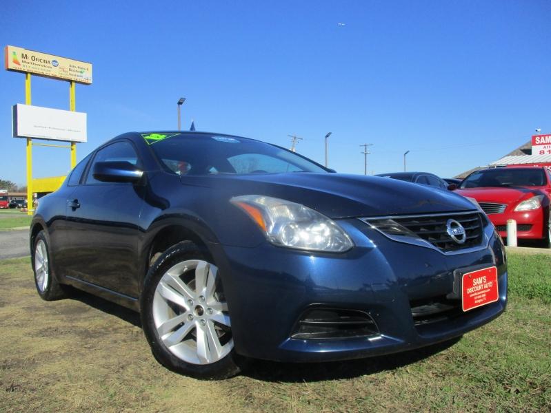 Nissan Altima 2012 price $6,845