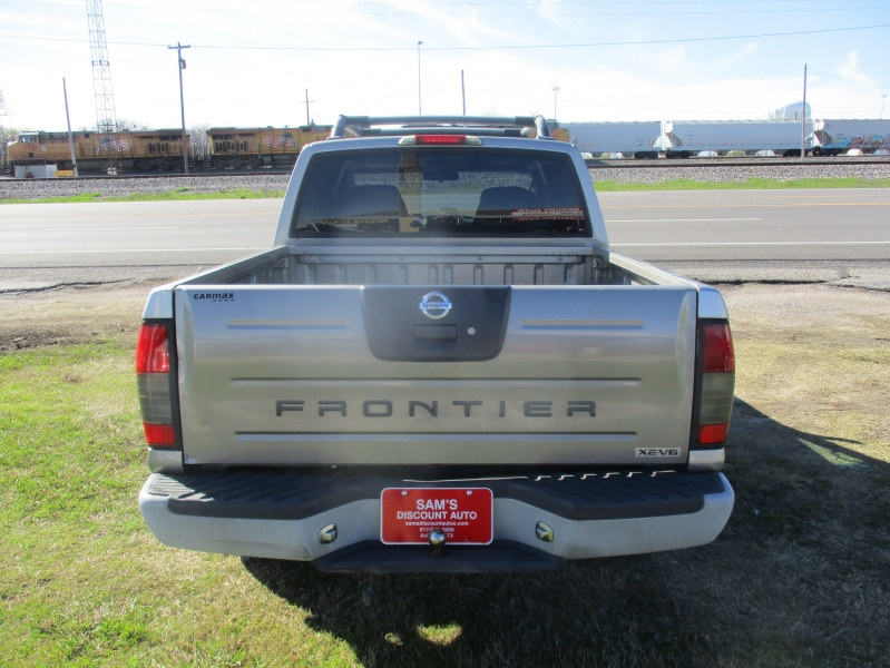 Nissan Frontier 2WD 2004 price $6,444