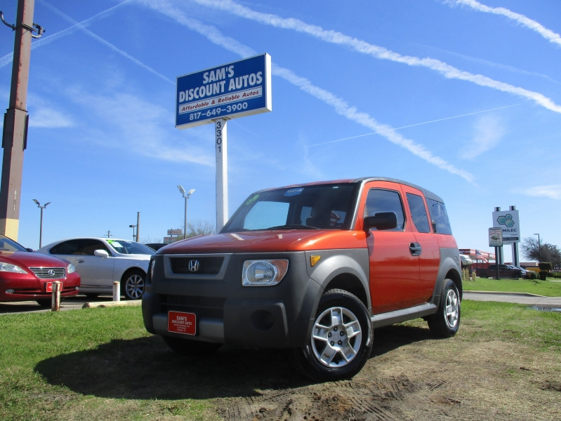Honda Element 2005 price $6,444