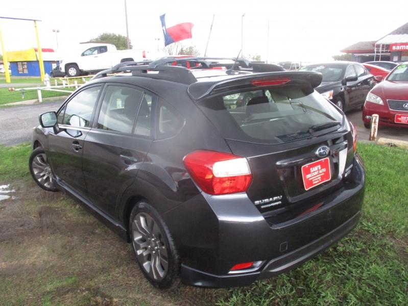 Subaru Impreza Wagon 2012 price $8,744