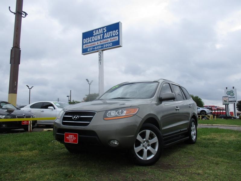 Hyundai Santa Fe 2009 price $5,944