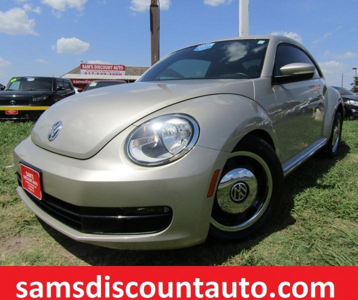Volkswagen Beetle 2012 price $8,244