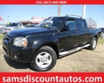 Nissan Frontier 2WD 2002
