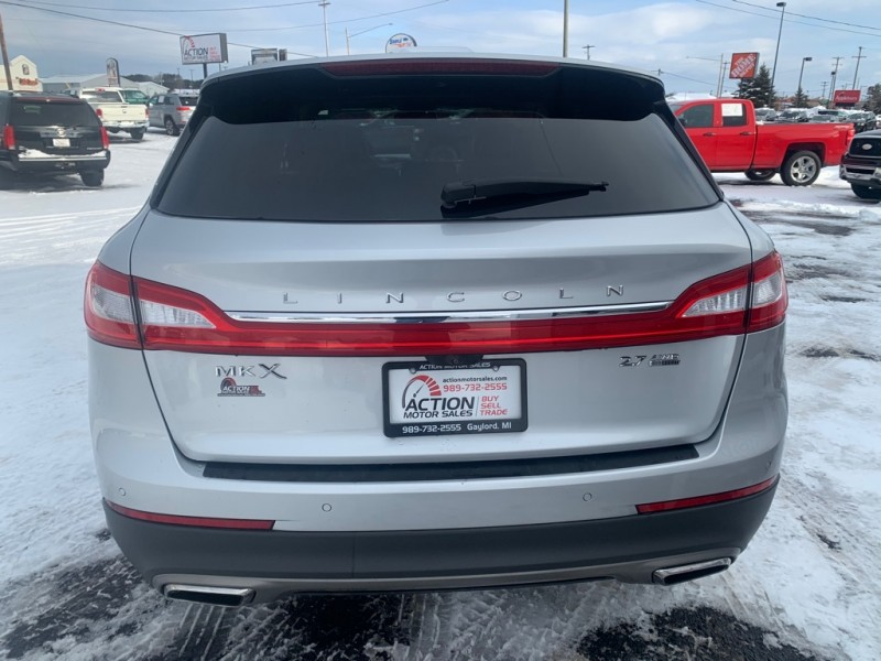 LINCOLN MKX 2016 price $22,299