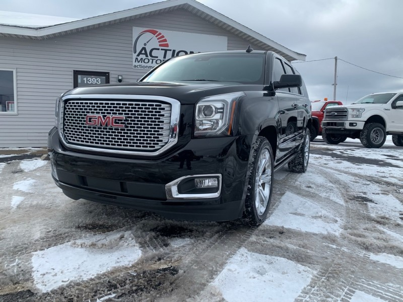 GMC YUKON 2017 price $49,999