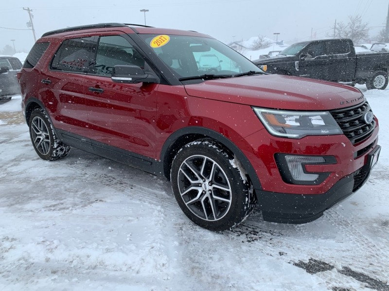 FORD EXPLORER 2017 price $30,000