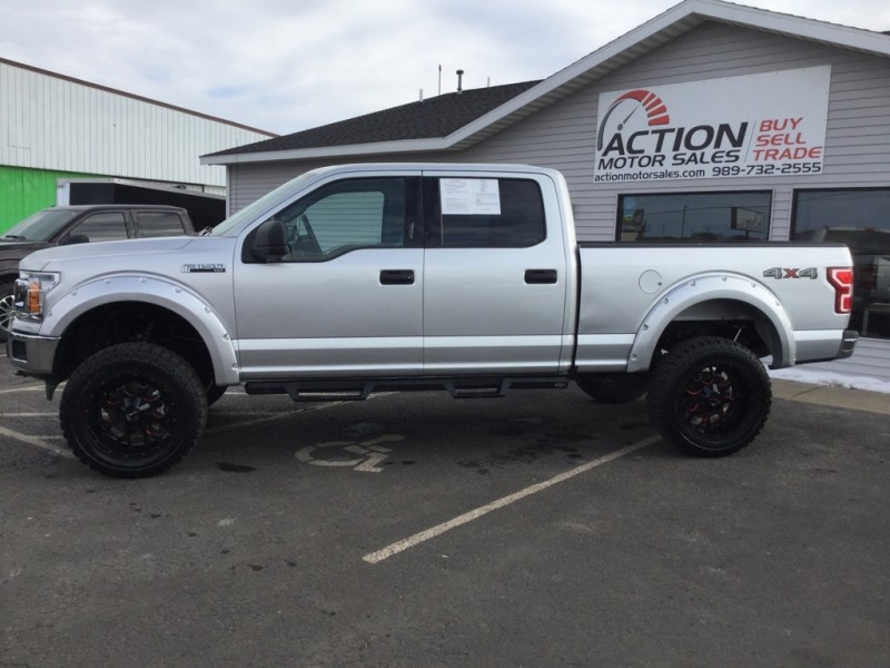 FORD F150 2019 price $36,000