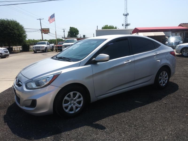 Hyundai Accent 2013 price $6,250