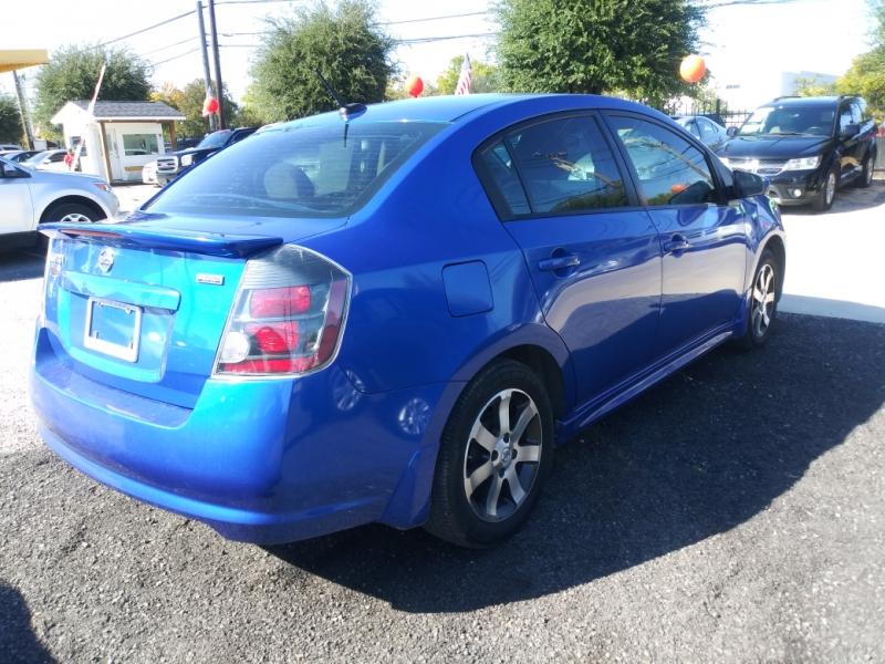 Nissan Sentra 2012 price $5,600